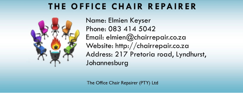 The Office Chair Repairers PTY(ltd)